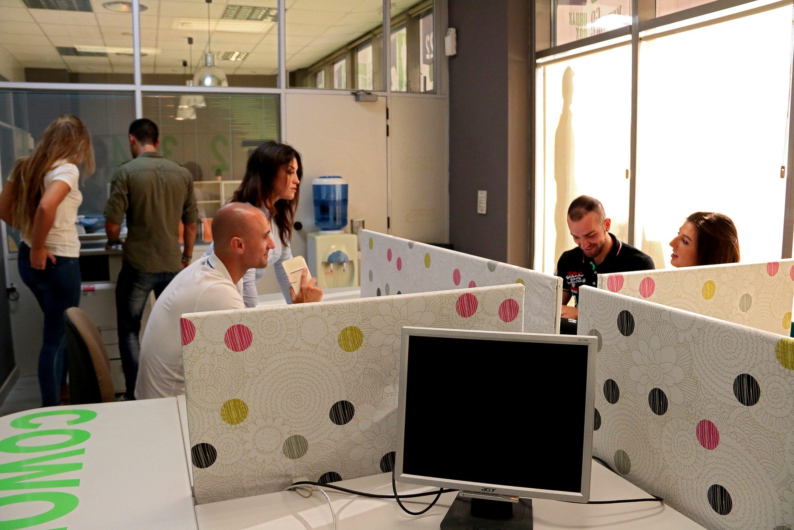Coworking Orixe22 puestos coworkers