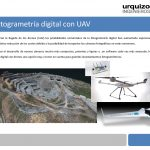 Ingeniería digital con UAV