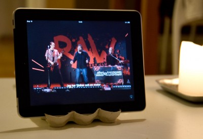 Soporte para tu tablet, para tu Ipad